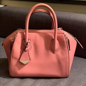 Rebecca Minkoff Satchel Bag in Pink